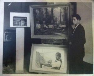 A young Lec Shkreli