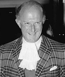Fitzroy Maclean in the 1970s