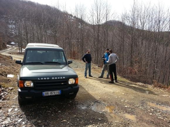 Elton Caushi of Albanian Trip