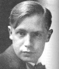 Writer David Garnett